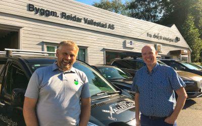 Byggmester Vallestad styrker laget med solid nyansettelse