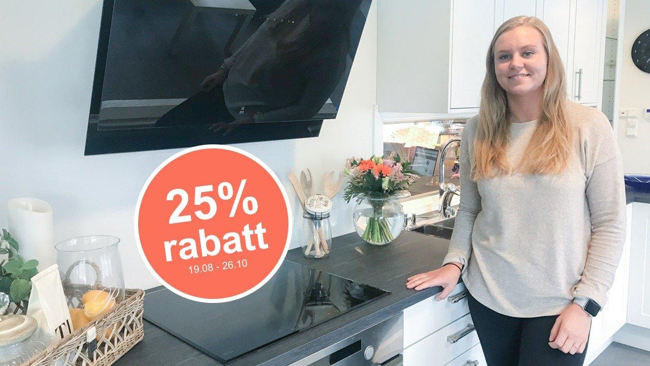 Kjøkken kampanje august 2019 - forsidebilde