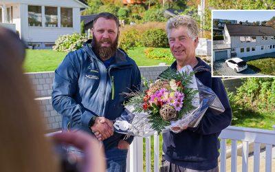 Overtok enebolig i Brønndalen: Se huset Ruth og Øyvind pusser opp og klargjør for utleie